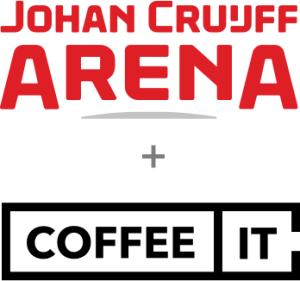 Johan Cruijf Amsterdam arena + Coffee IT