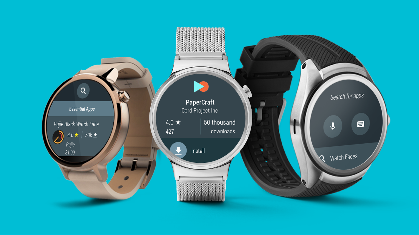 Android Wear 2 app