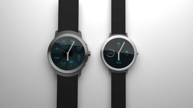 Android wear 2 LG smartwatches