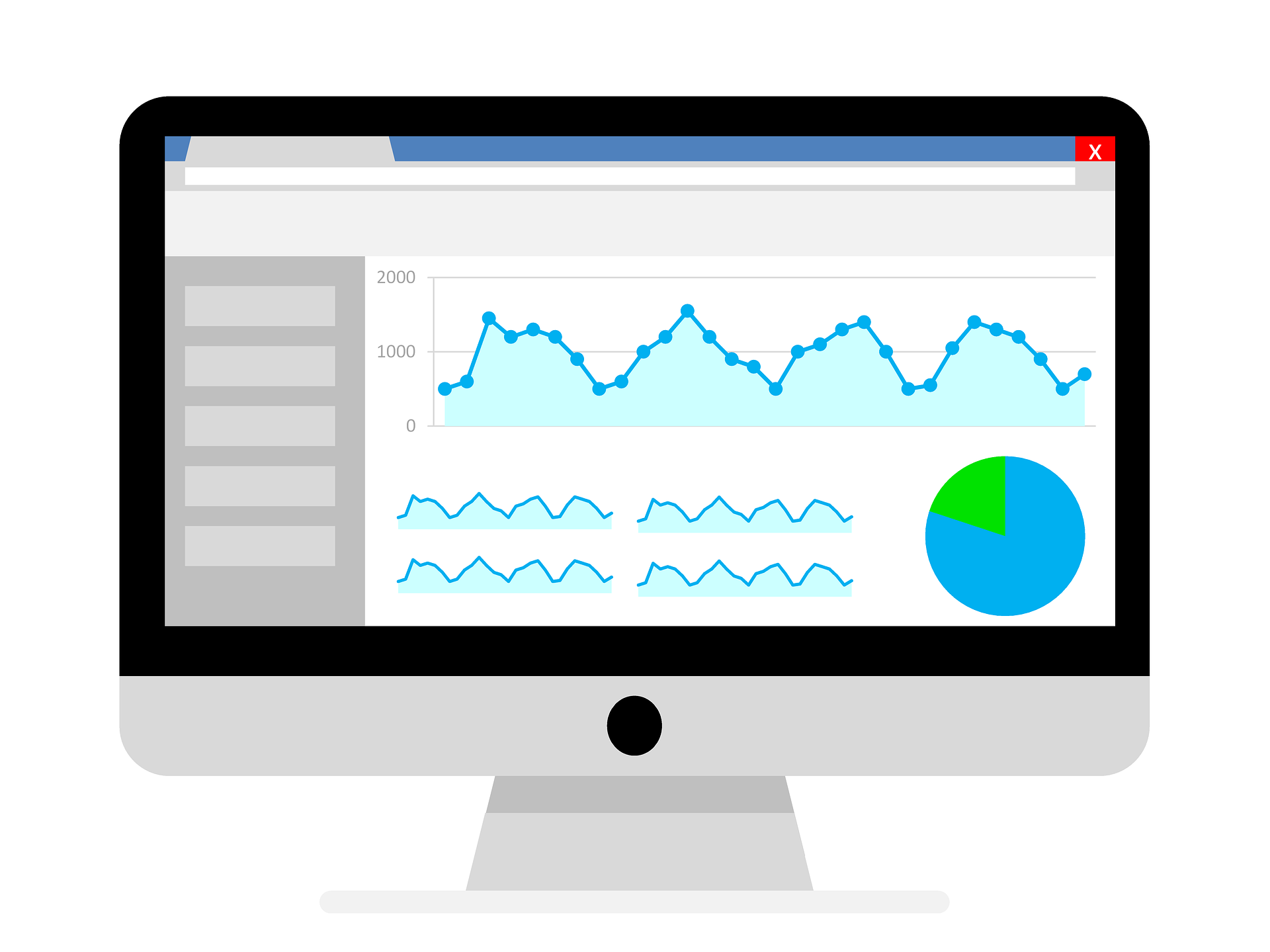 Google analytics online marketing