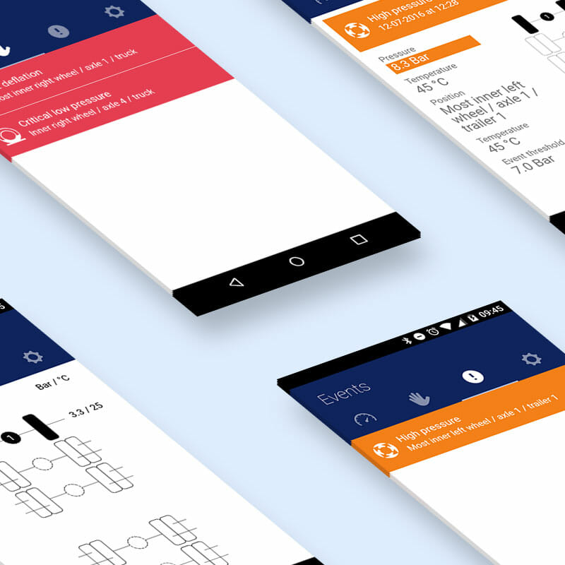 Material app design