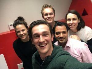 Team Google Startup Weekend