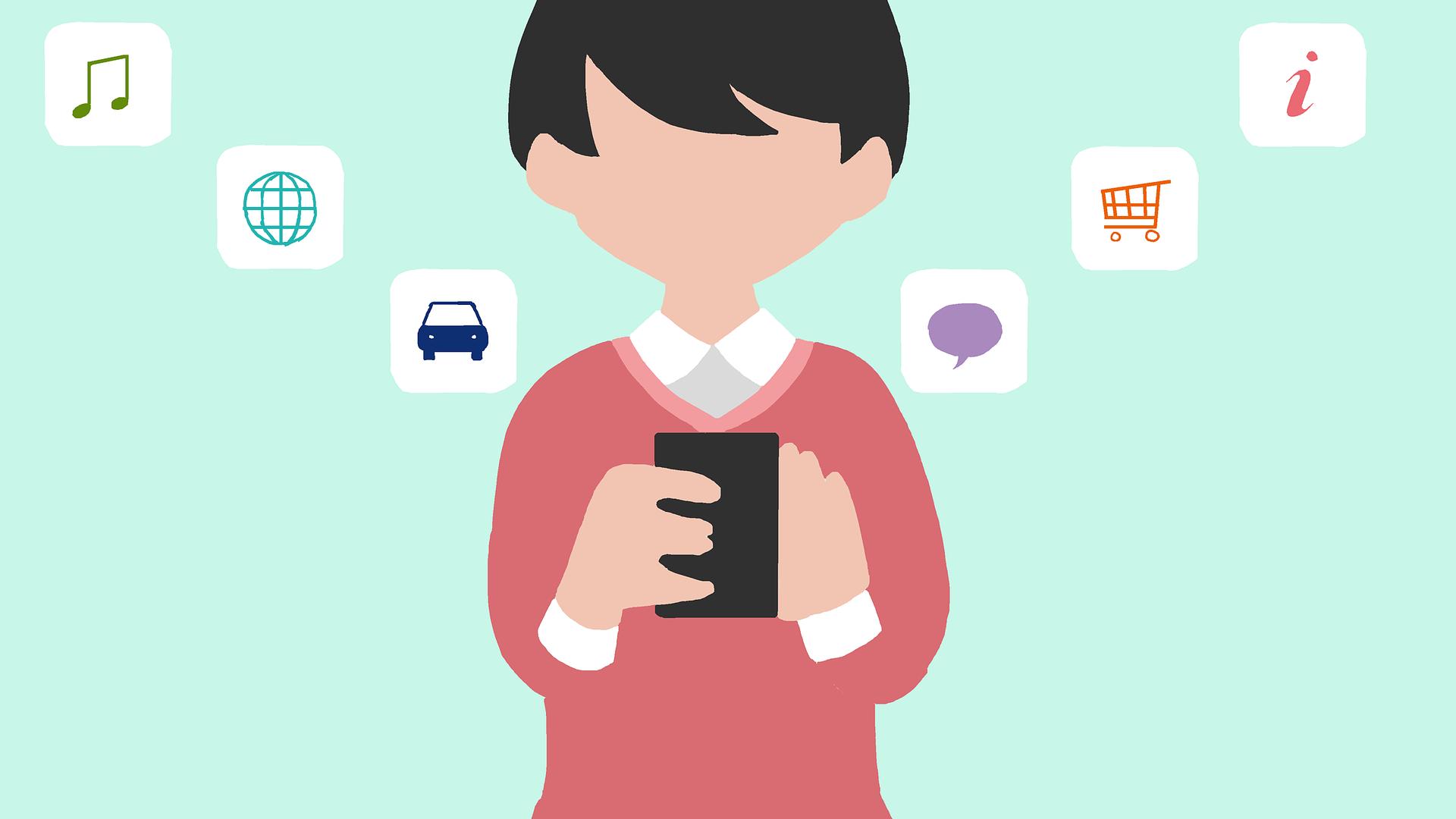 Belangrijkste app functionaliteiten