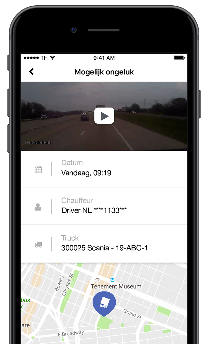 hybride app ontwikkelaar stage
