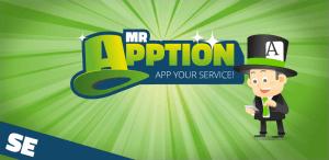 MrApption SE app
