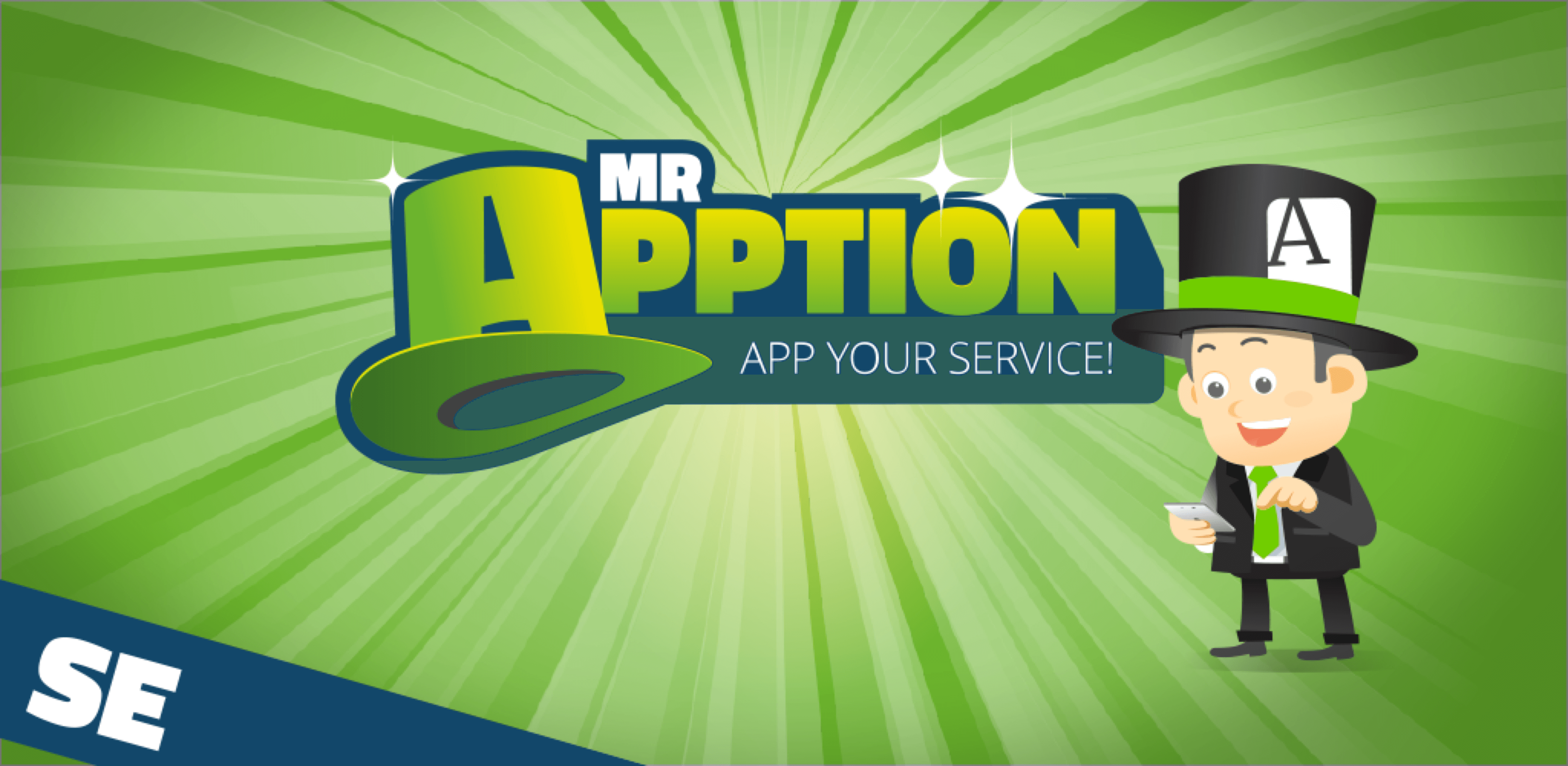 MrApption SE app