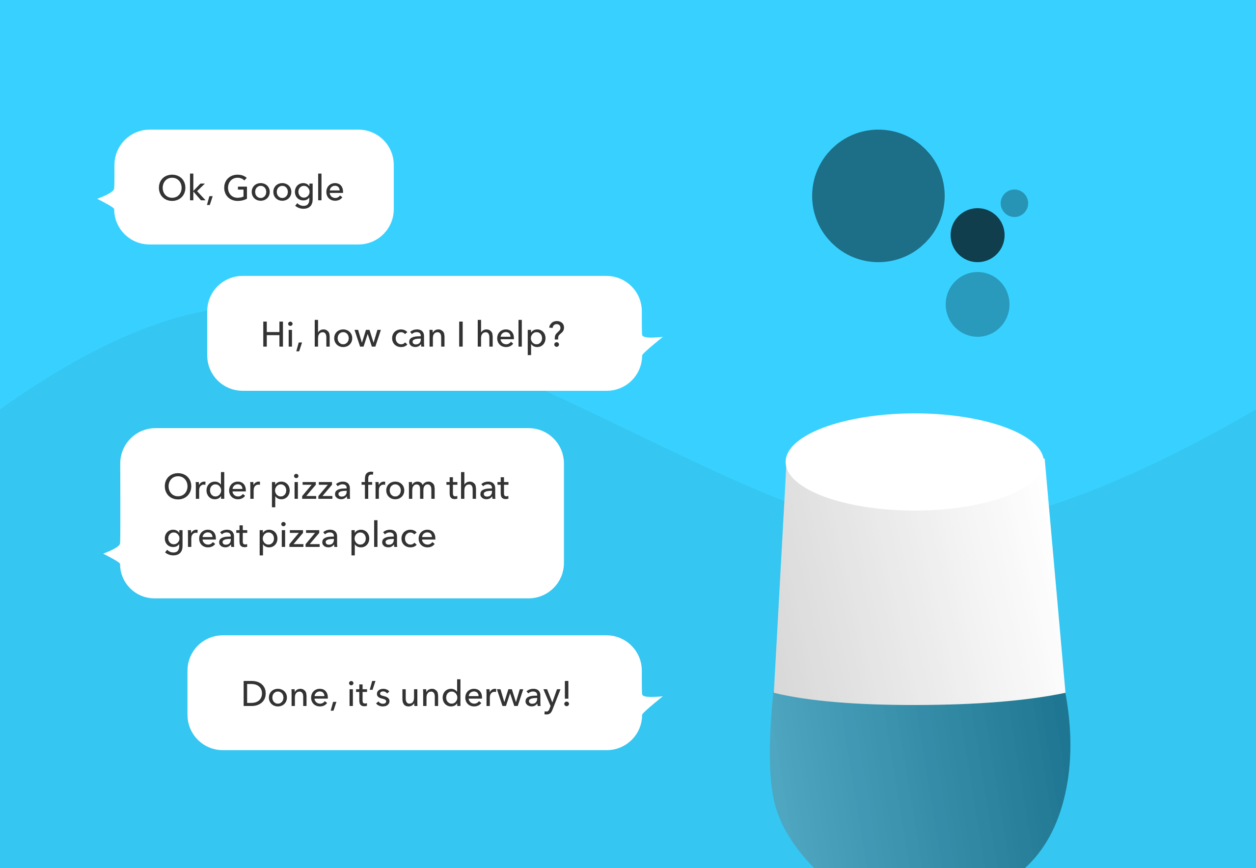 Google Home Chatbot App Trends