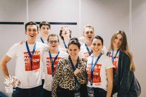 organising team startup weekend utecht