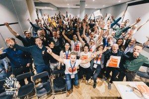startup weekend utrecht 2017