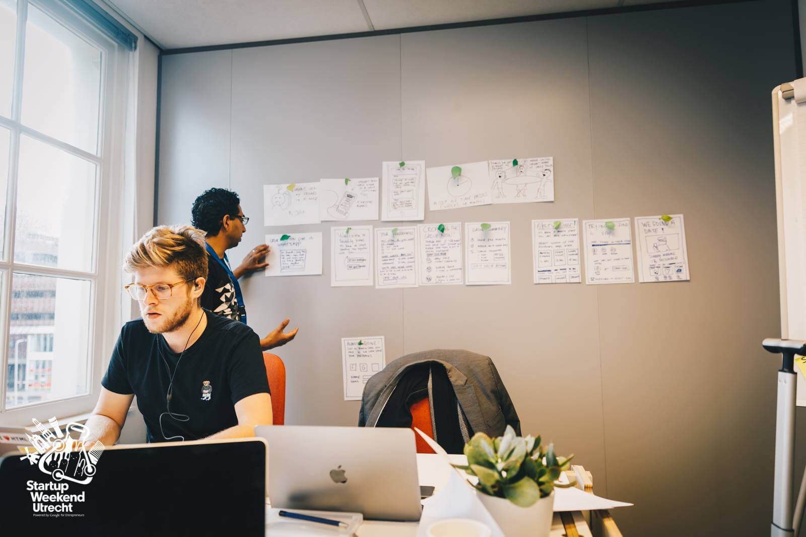working startup weekend utrecht