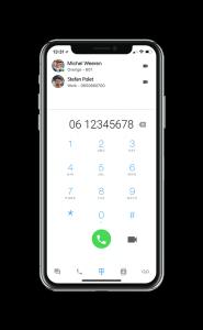VoIP bellen