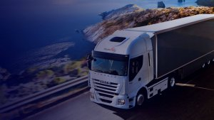 Argus vrachtwagen