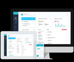 darwin webapp dashboard devices