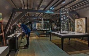 Rijksmuseum Boeerhaave menu structuur zoeken