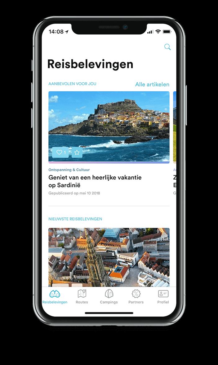 bouw een Facebook app