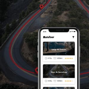 mototour motor navigatie app