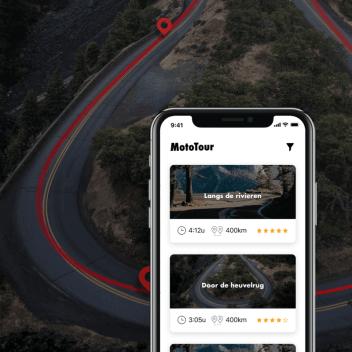 mototour motor tour navigatie app