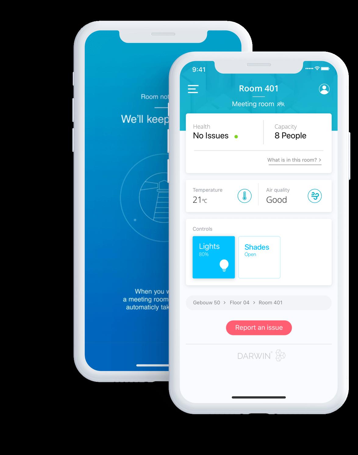 Domotica app ontwikkelen