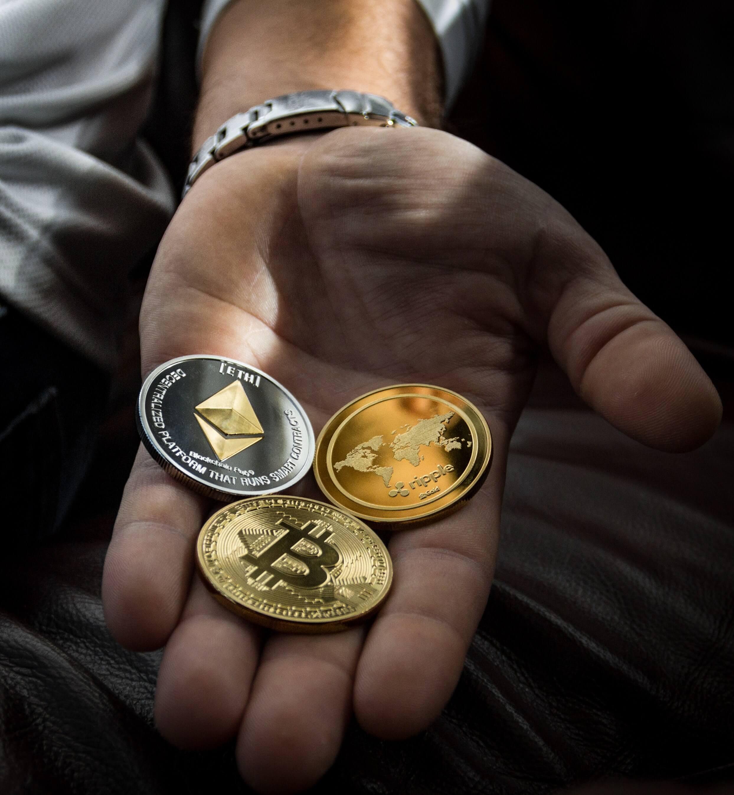 Blockchain app currency
