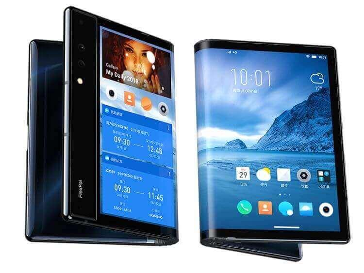 Android app laten ontwikkelen voor opvouwbare telefoon