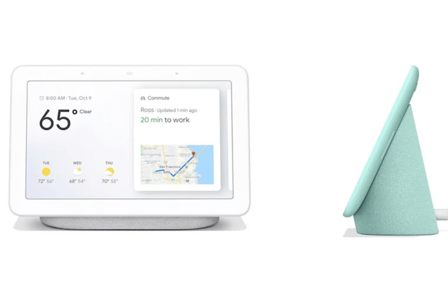Google Home hub max