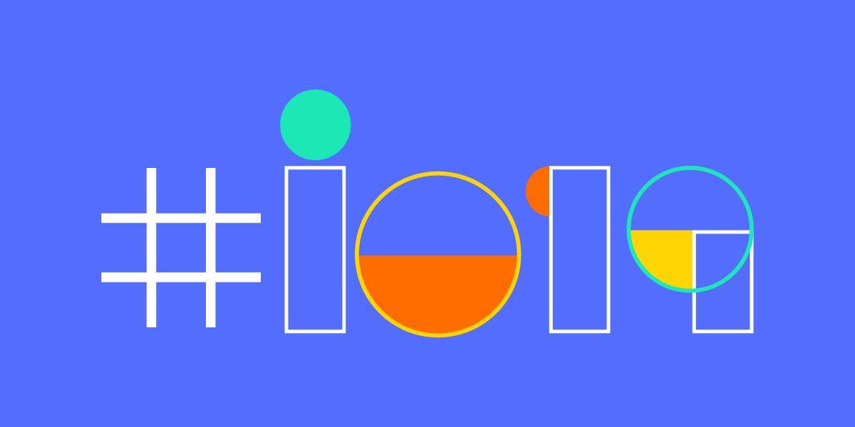 Google IO ontwikkelaarsconferentie 2019
