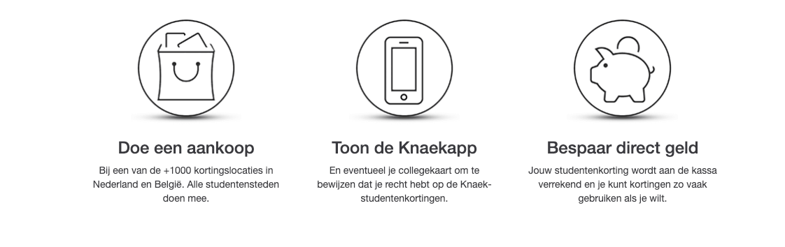 De Kneak app door Coffee IT
