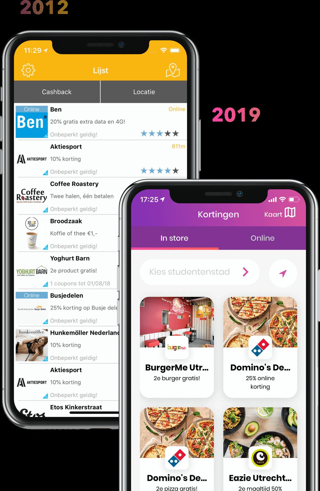 Nieuwe knaek app