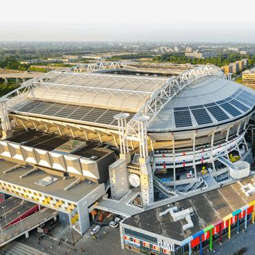 Johan Cruijff Arena App