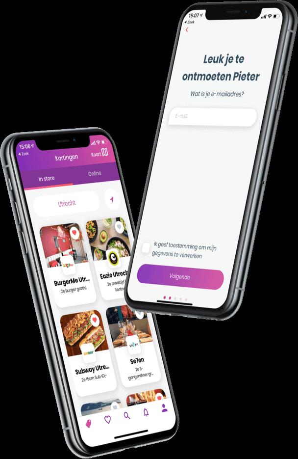 React Native app door Applicatie Ontwikkelaar Coffee IT