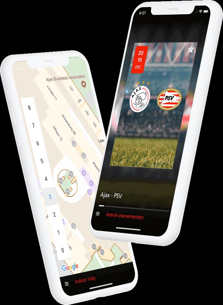event-app-voetbalwedstrijd