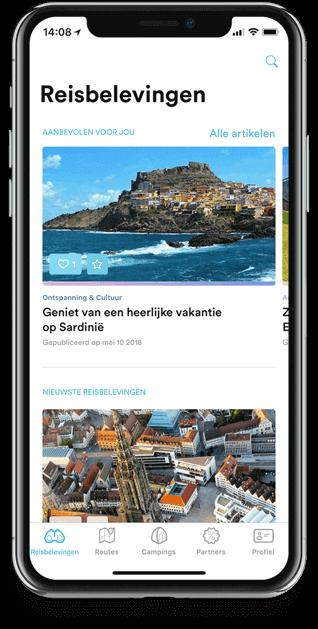 App design UX en UI
