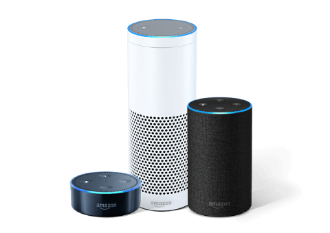 Amazon Alexa smart home app