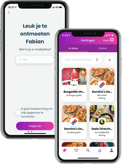 Mobiele app laten maken