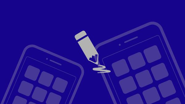 UI design bij App ontwikkelaar