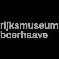Rijksmuseum Boerhaave logo