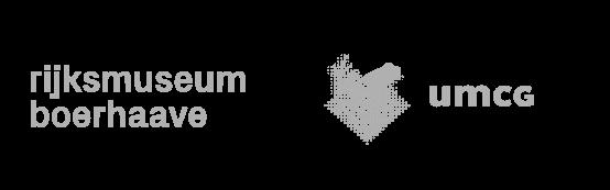 Rijksmuseum boerhaave en umcg logo