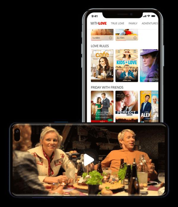 Whitelabel app maken