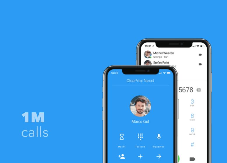 CLEARVOX NEXXT VOIP app