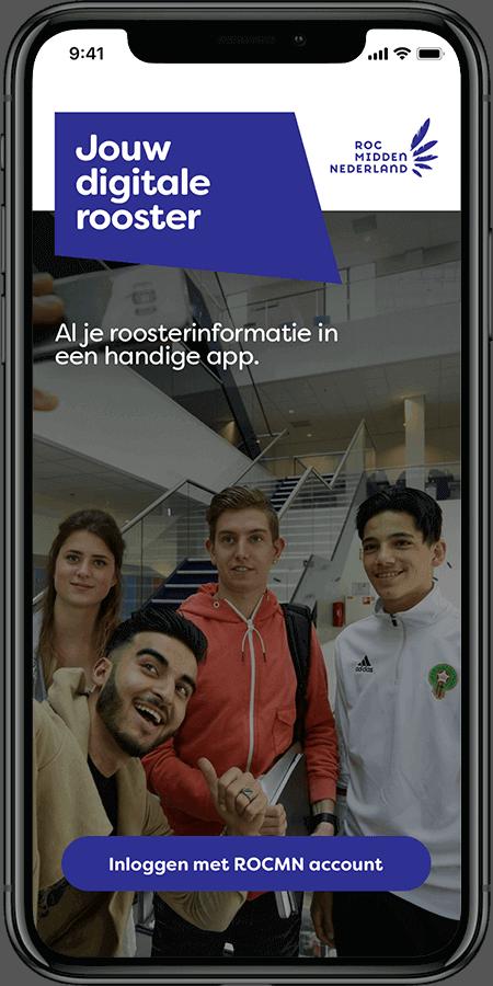 App ontwikkelaars ROC app