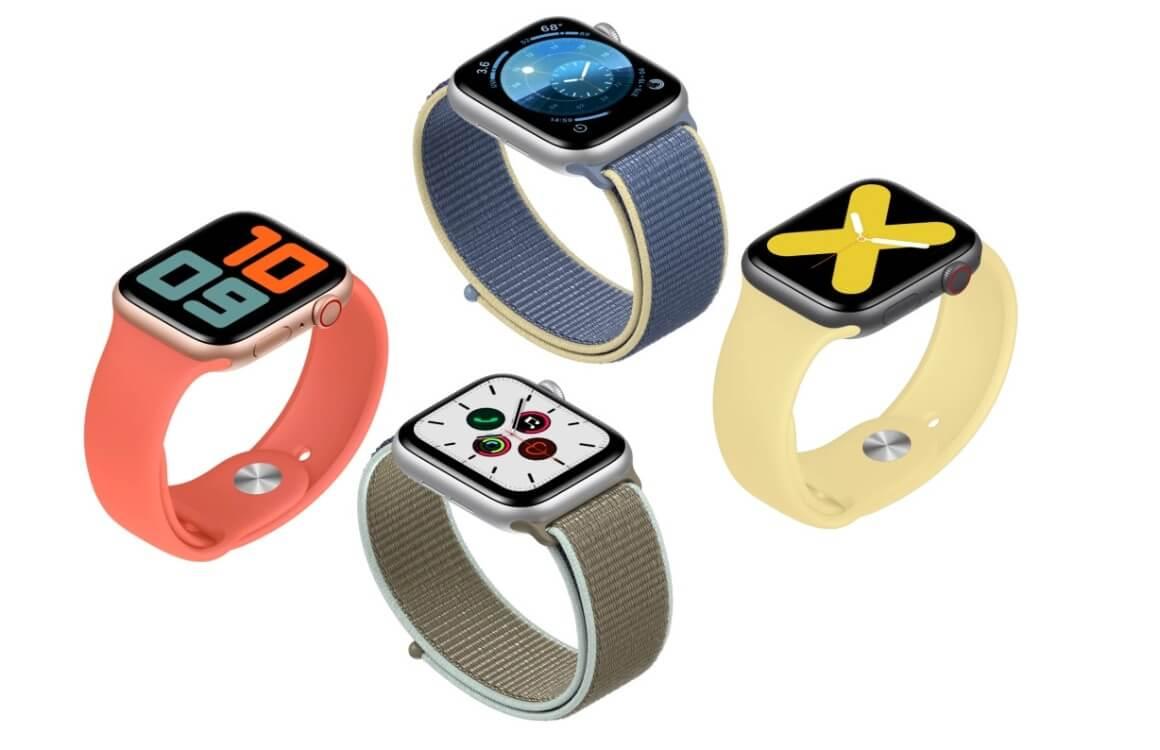 Apple Watch wijzerplaten en vlaggen