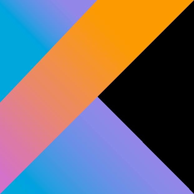 Programmeertaal Kotlin logo