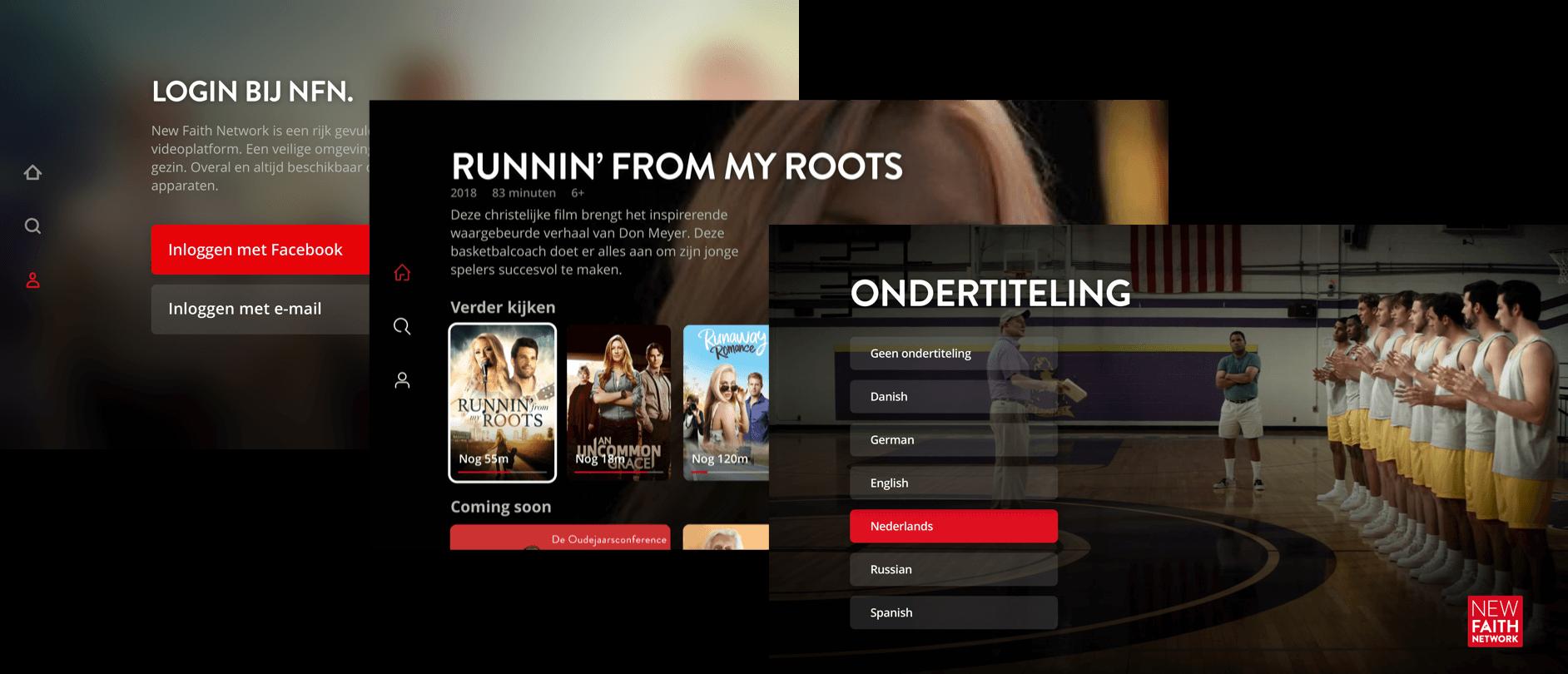 Technische keuzes DC streaming-apps