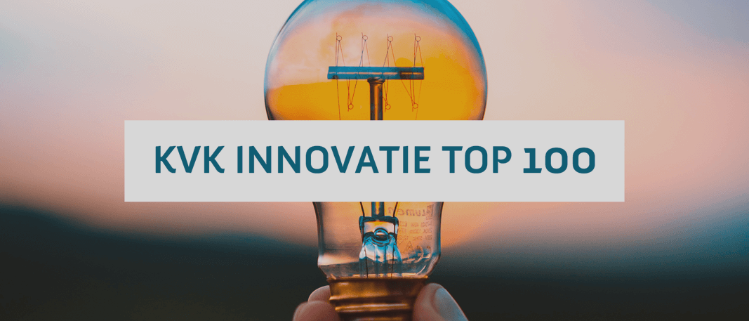 inschrijving KVK tot 100 innovatie