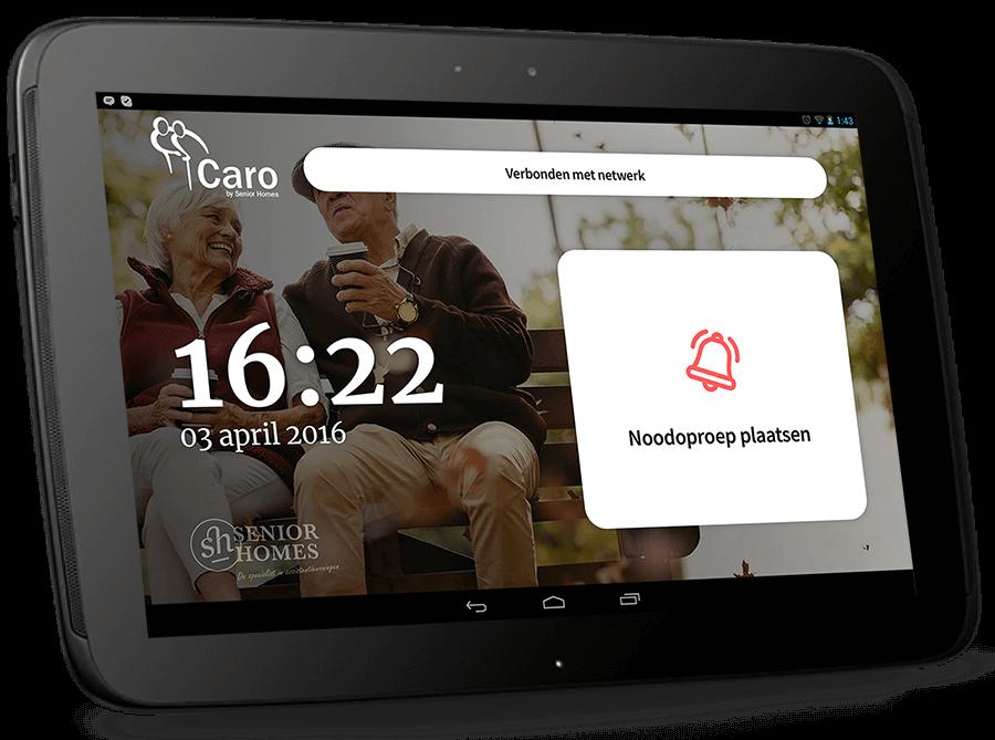 Senior homes app