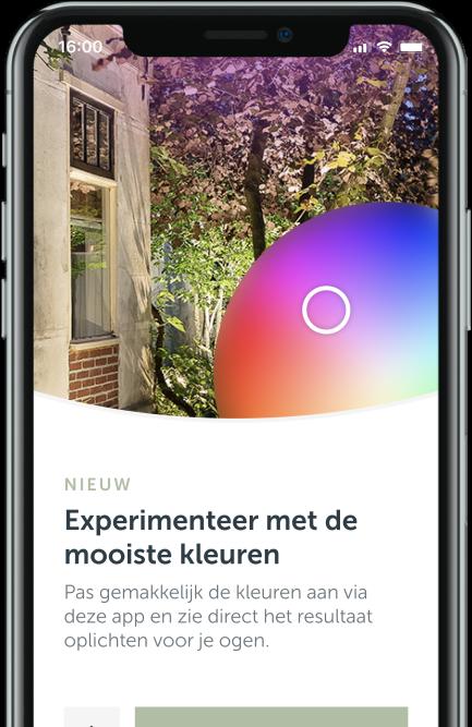 In-lite Domotica app