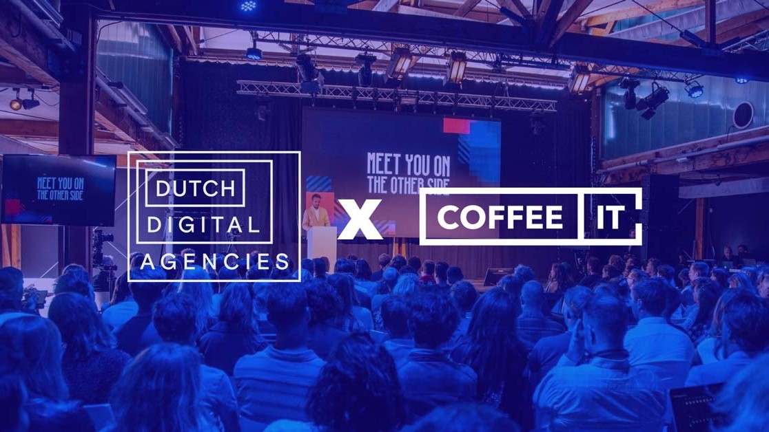 Coffee IT lid van Dutch Digital Agencies