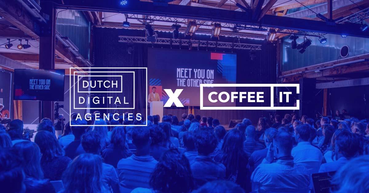 Coffee IT lid van Dutch Digital Agencies