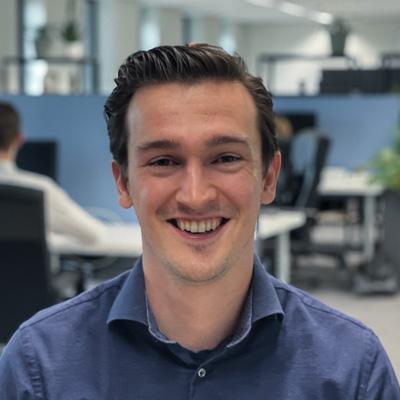 Fabian, Commercieel directeur bij Coffee IT