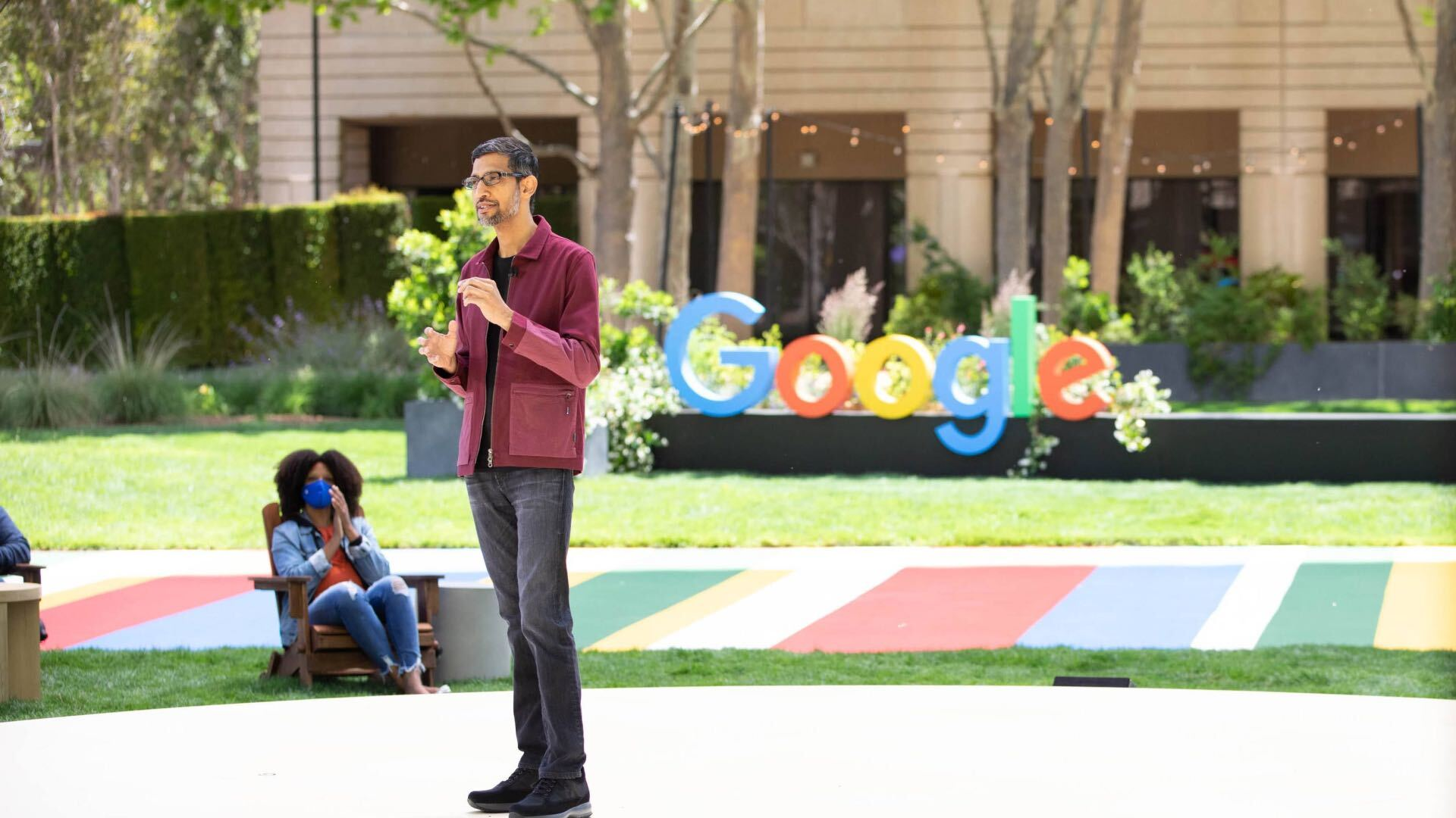 Google I/O voor developers: Android 12